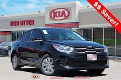 New 2020 Kia Rio S Sedan 3KPA24AD7LE330964 For Sale in Sherman, TX
