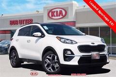 New 2021 Kia Sportage EX SUV KNDPN3AC9M7858624 For Sale in Sherman, TX