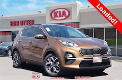 New 2021 Kia Sportage EX SUV KNDPN3AC5M7857339 For Sale in Sherman, TX