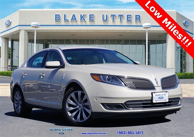 2015 Lincoln MKS Base Sedan
