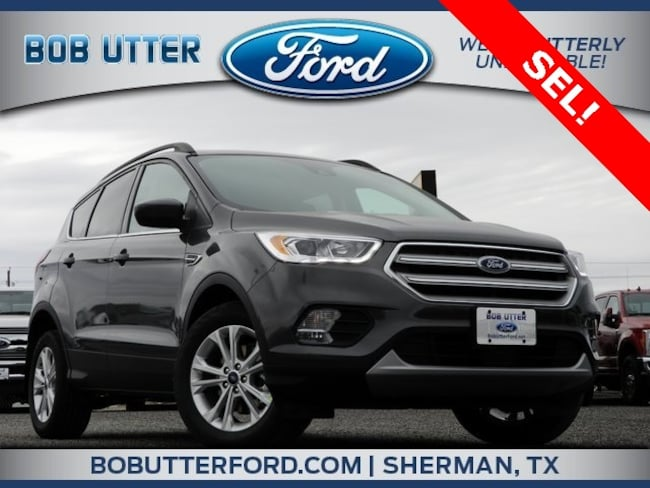 Ford Escape Lease >> New 2019 Ford Escape For Sale Lease Sherman Tx Vin 1fmcu0hd0kub34796