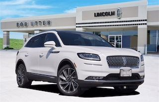 New 2021 Lincoln Nautilus Reserve SUV For sale Sherman TX