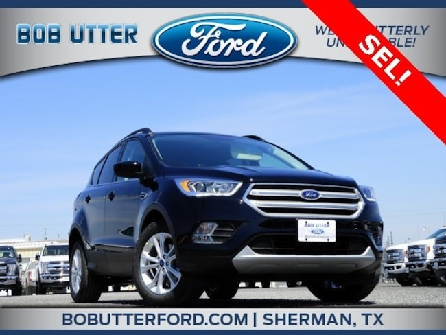 Ford Escape Lease >> New 2019 Ford Escape For Sale Lease Sherman Tx Vin 1fmcu0hd5kub57894