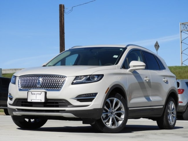 New 2019 Lincoln MKC Select SUV For Sale Lease Sherman, TX