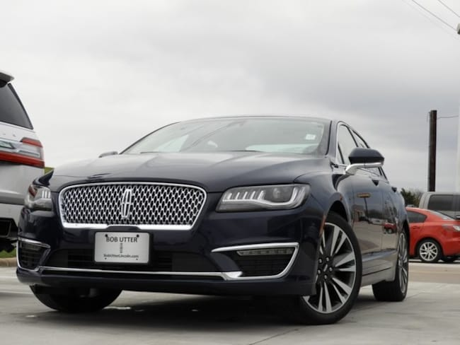 New 2019 Lincoln MKZ Reserve Sedan For Sale Lease Sherman, TX