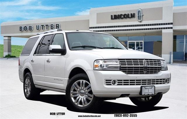 2012 Lincoln Navigator Base SUV