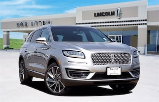 New 2020 Lincoln Nautilus Reserve SUV For sale Sherman TX