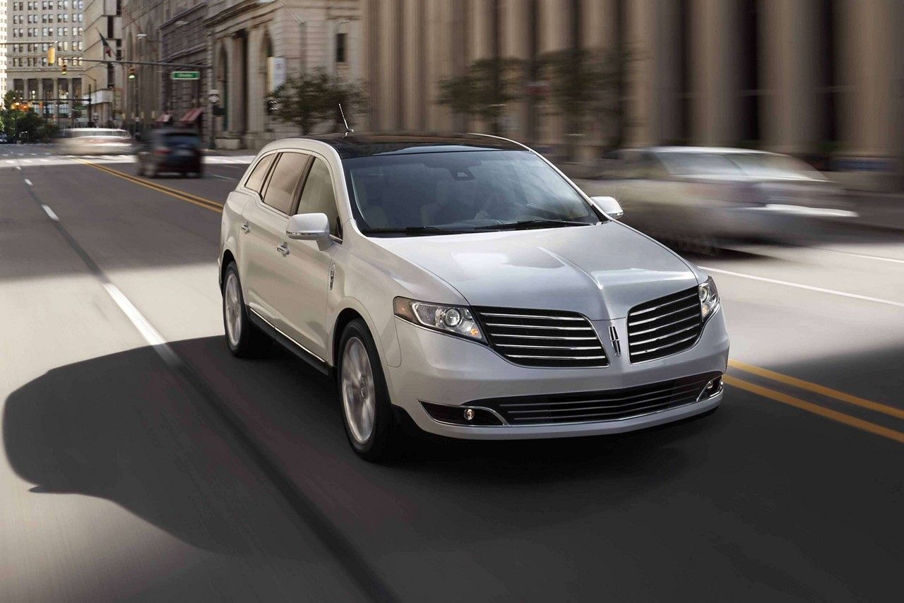 New 2019 Lincoln MKT Safety