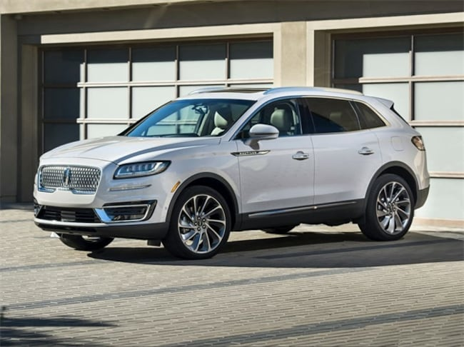 New 2019 Lincoln Nautilus Select SUV