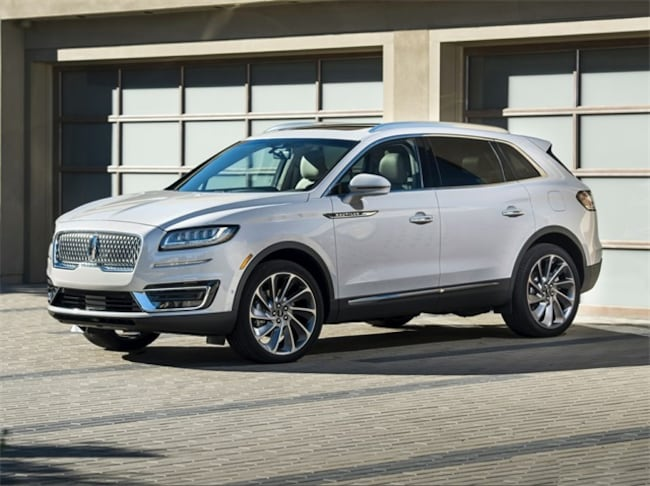 New 2019 Lincoln Nautilus Reserve SUV