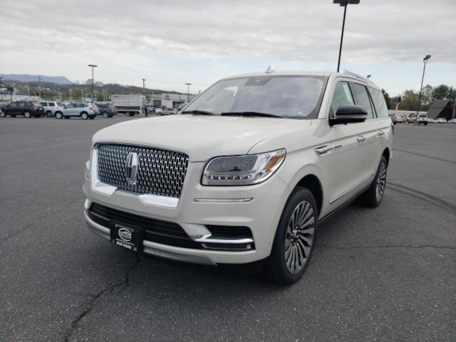 New 2019 Lincoln Navigator Reserve SUV