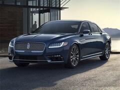 New 2019 Lincoln Continental Select Sedan