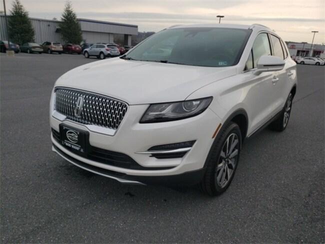 New 2019 Lincoln MKC Reserve SUV