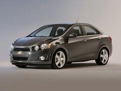 Certified 2012 Chevrolet Sonic 2LT Sedan