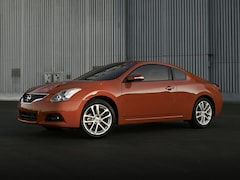 Certified 2012 Nissan Altima 2.5 S Coupe