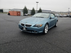 Used 2004 BMW 6 Series 645Ci Convertible