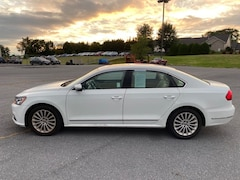 Used 2016 Volkswagen Passat 1.8T SE Sedan