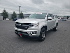 Used 2018 Chevrolet Colorado Z71 Truck S20566A For sale near Strasburg VA