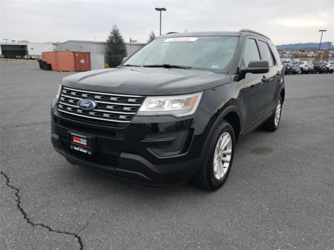Used 2016 Ford Explorer Base SUV