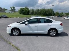 Used 2015 Honda Civic LX Sedan S20613A For sale near Strasburg VA