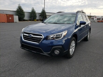 Featured 2019 Subaru Outback 2.5i SUV PO7468 for sale in Harrisonburg, VA