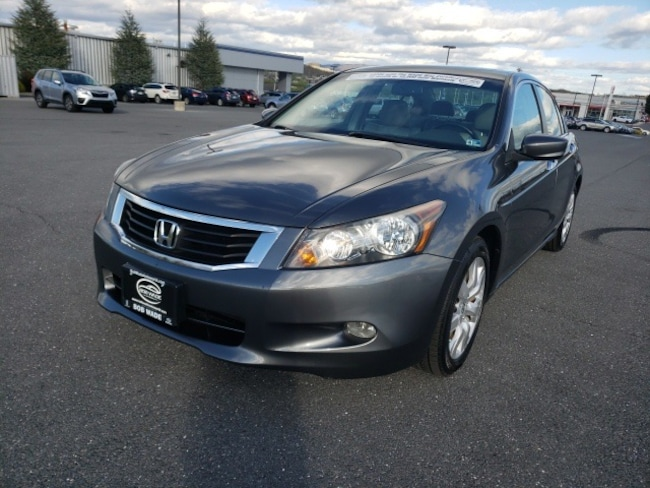 Used 2008 Honda Accord EX-L Sedan