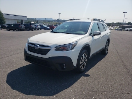 Featured 2020 Subaru Outback Premium SUV PO7731 for sale in Harrisonburg, VA