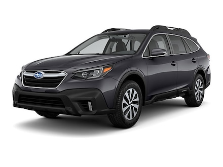 Featured New 2022 Subaru Outback Premium SUV for sale in Harrisonburg, VA