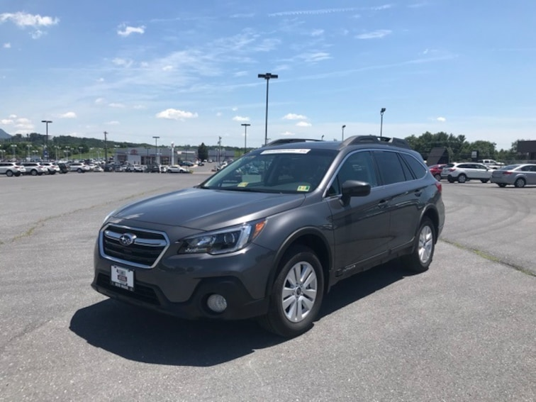 2018 Subaru Outback 2.5i SUV PO6951 For sale near Strasburg VA