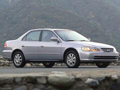 Used 2002 Honda Accord SE Sedan