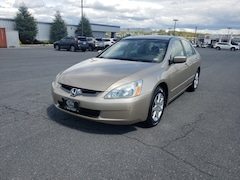 Used 2004 Honda Accord EX-L Sedan