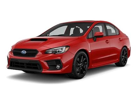 Featured New 2021 Subaru WRX Premium Sedan for sale in Harrisonburg, VA