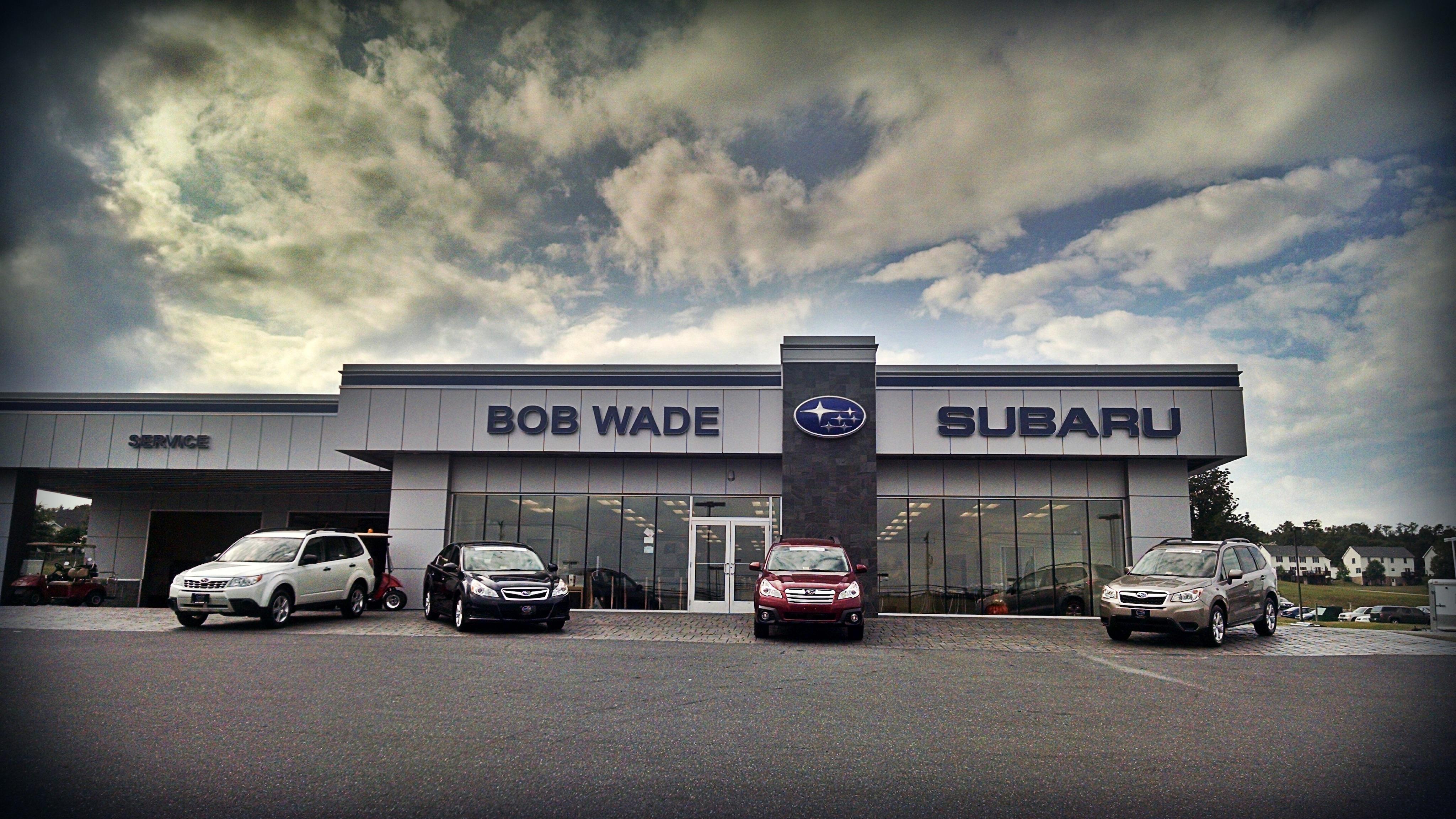 Bob Wade Subaru Harrisonburg VA | New 2015 Subaru & Used ...