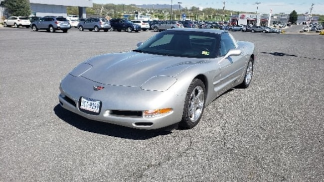 Used 2004 Chevrolet Corvette Base Coupe