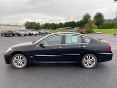 Used 2008 INFINITI M45 X Sedan PO7724 For sale near Strasburg VA