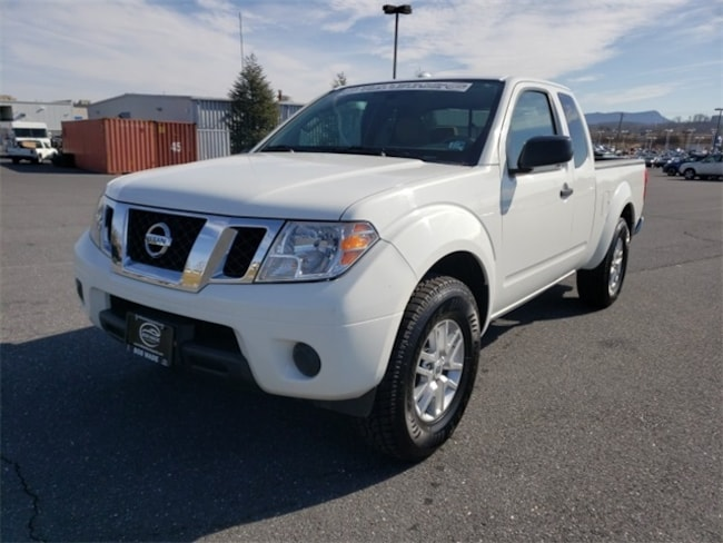 Used 2015 Nissan Frontier SV Truck