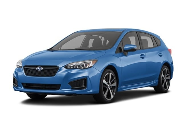 New 2019 Subaru Impreza 2.0i Sport 5-door