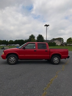 Used 2002 GMC Sonoma SLS Truck S20677B For sale near Strasburg VA