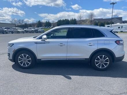 Featured 2019 Lincoln Nautilus Select SUV PO7944 for sale in Harrisonburg, VA