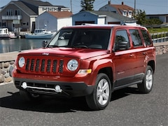 Used 2013 Jeep Patriot Sport SUV