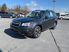 Certified 2018 Subaru Forester 2.5i SUV