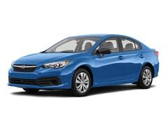 New 2020 Subaru Impreza Base Trim Level Sedan