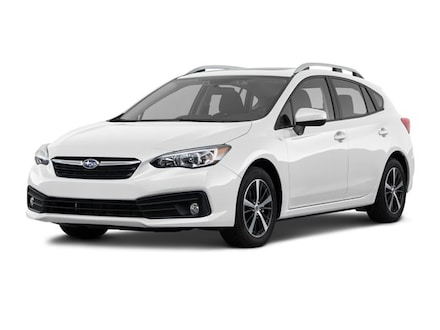 Featured New 2021 Subaru Impreza Premium 5-door for sale in Harrisonburg, VA