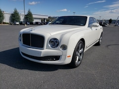 Used 2016 Bentley Mulsanne Speed Sedan PO7378 For sale near Strasburg VA