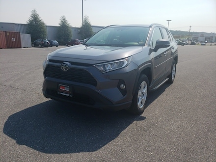 Featured 2019 Toyota RAV4 XLE SUV S20745A for sale in Harrisonburg, VA