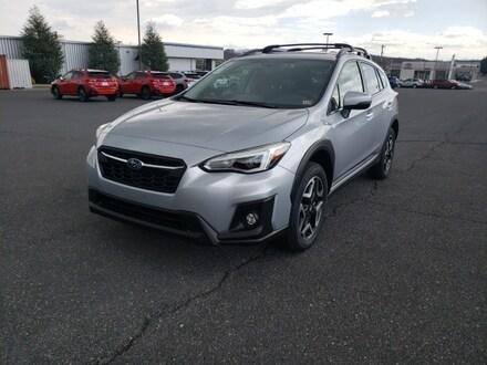 Featured 2020 Subaru Crosstrek Limited SUV for sale in Harrisonburg, VA