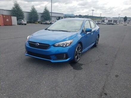 Featured 2020 Subaru Impreza Sport Sedan for sale in Harrisonburg, VA