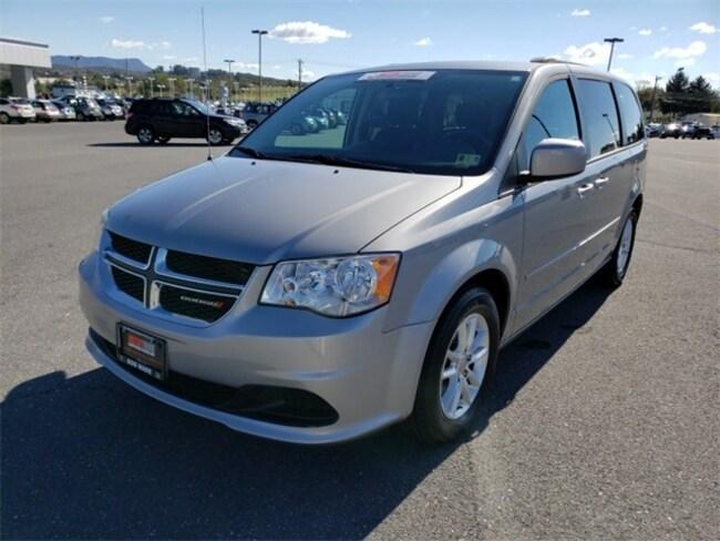 Used 2014 Dodge Grand Caravan SXT Minivan/Van