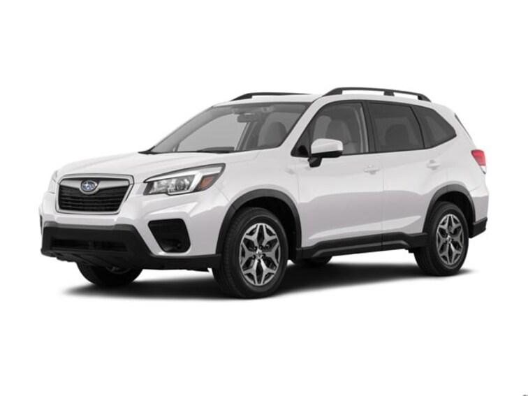 2019 Subaru Forester Premium SUV For sale near Strasburg VA