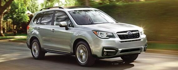 Forester Vs Outback >> 2017 Subaru Forester Vs Outback Comparison In Harrisonburg